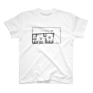 間取り T-shirts