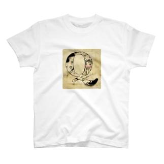 Q Tシャツ