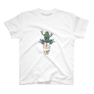 タピオカの真実 T-shirts
