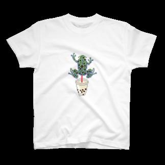 やばいドット絵屋さんのタピオカの真実 T-shirts