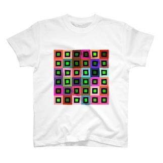ランダムカラー T-shirts
