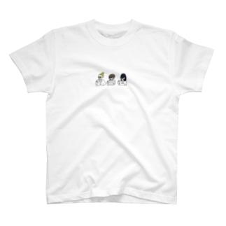 3人娘 T-shirts