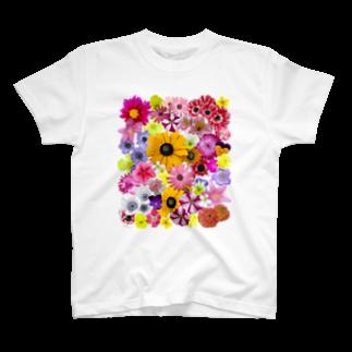 H2Styleの花満開 T-shirts