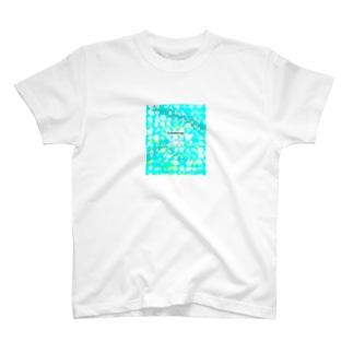 kaleidoscope-Lemon Squash- T-shirts