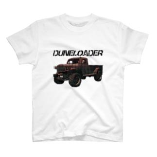 DUNE LODER T-SHIRT T-shirts