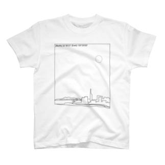 FUKUOKA CITY T-shirts