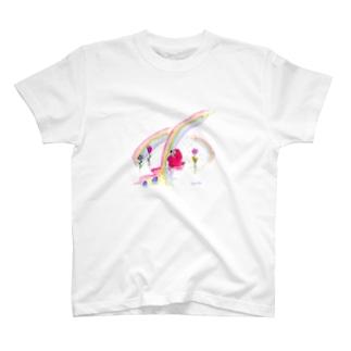 甘い虹 T-shirts