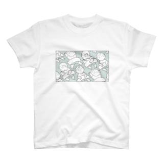 おひるねどき T-shirts