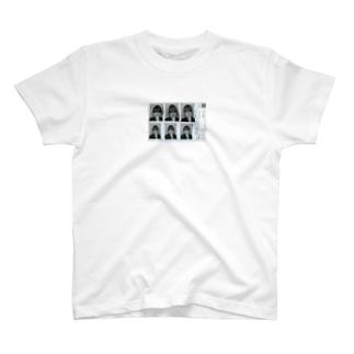 証明写真 T-shirts