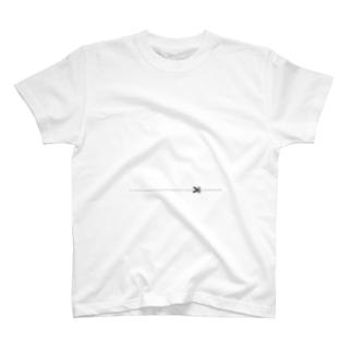 キリトリ T-shirts