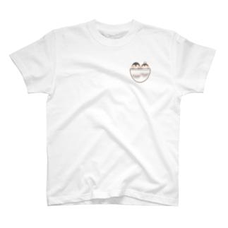 ひょこっとぺんぎん T-shirts