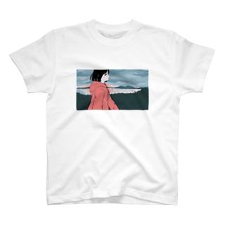フード T-shirts