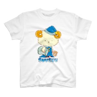 Suusuu(スースー) T-shirts