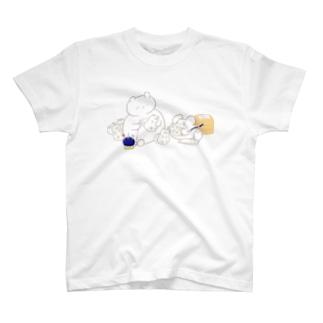 ぬいぐるみ作り T-shirts