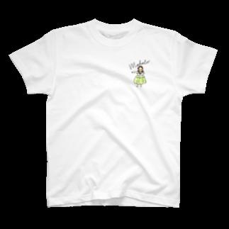 Waraemiのフラガール マーリエちゃん T-shirts