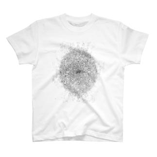 謎生物の拓本 T-shirts