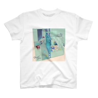なつのぼくたちだったね T-shirts