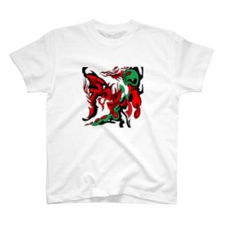 snakegr T-shirts