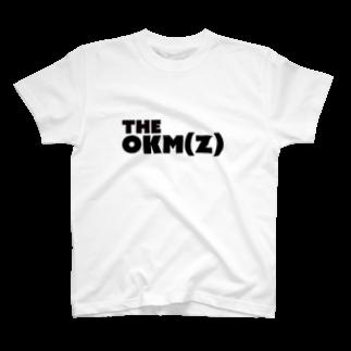 niko and gerotikuwaのOKM(Z) T-shirts