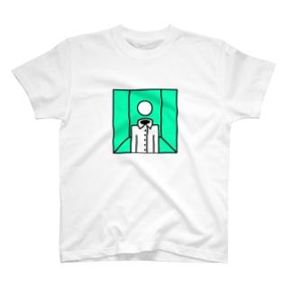 部屋とワイシャツと私 T-shirts