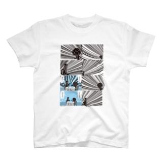 ごはん/チキュウズィン T-shirts