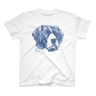 ビンテージわんちゃんTシャツ T-shirts