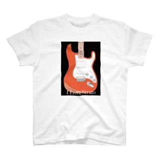 I love Strato Tシャツ T-shirts