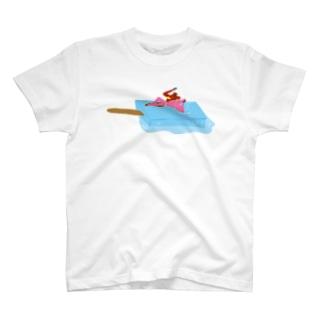 アイスべき女たち T-shirts