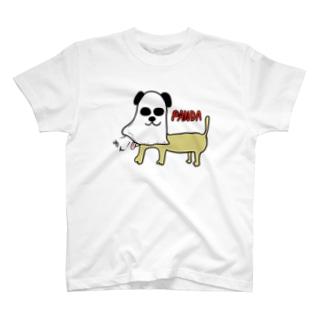 PANDA T-shirts