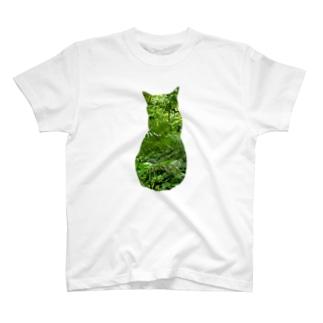 ねこくさ T-shirts