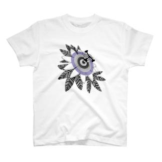 時計草 T-shirts