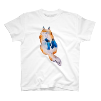 きつね T-Shirt