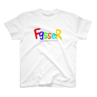 フグサーTシャツ T-shirts