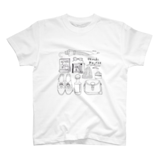 わたしのもちもの T-shirts