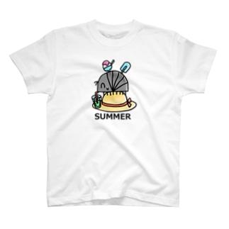 夏のだんごむし T-shirts