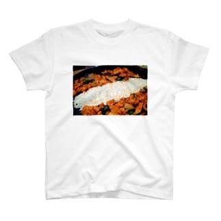 タッカルビ T-shirts