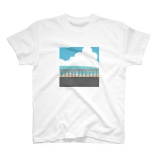 夏、うみ T-shirts