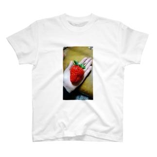 スーパーいちご T-shirts