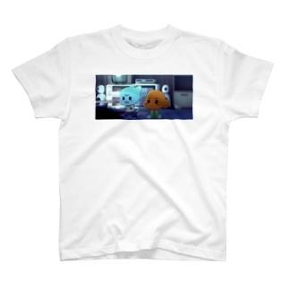 ガムボール T-shirts