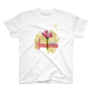 マステフラワー T-shirts