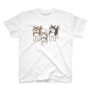 まねっこ銀ちゃん T-shirts