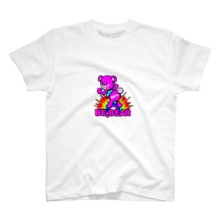 Be;Bear(MIYU) T-shirts