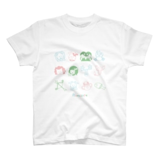 ema-emama『12星座 Horoscope』 T-shirts