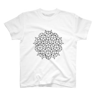 ペンローズ・タイル T-shirts