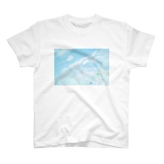 くまこと観覧車 T-shirts