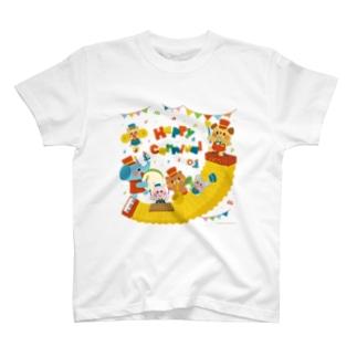 カーニバル T-shirts