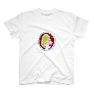 あの子のペンダント T-shirts