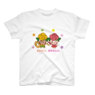 夏がやってきたよ!ばららちゃん T-shirts