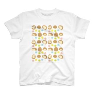 はりねずみ×こんぺいとう② T-Shirt