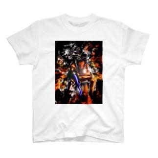 激震 T-shirts